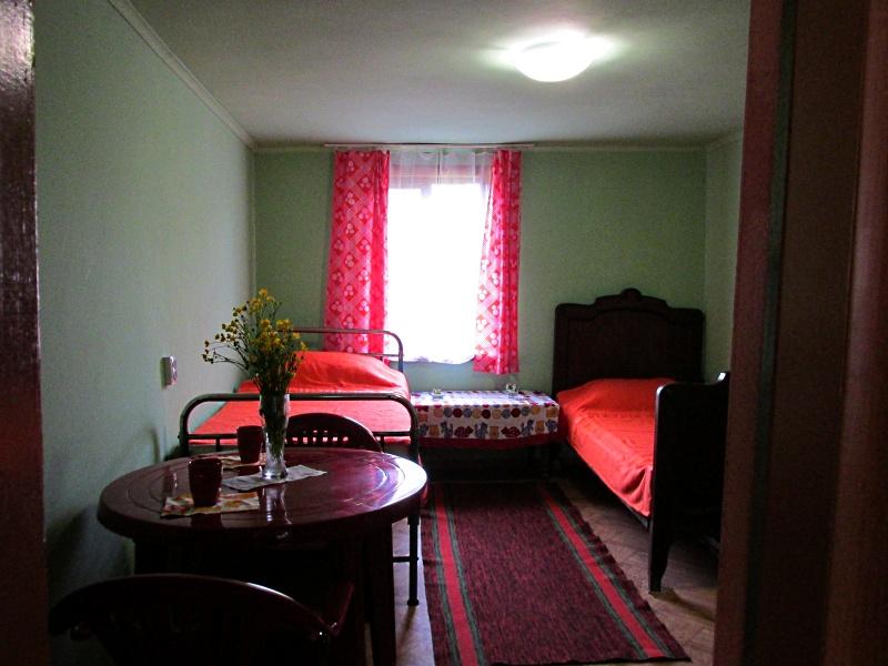 Приозёрная: одна из комнат